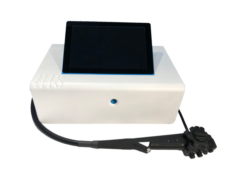 Intelligent Haptronic Solutions' digestive endoscopy simulator