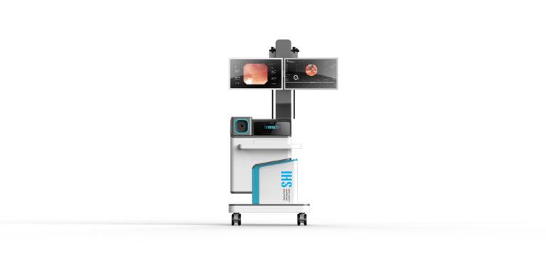 Intelligent Haptronic Solutions' digestive endoscopy simulator alpha prototype