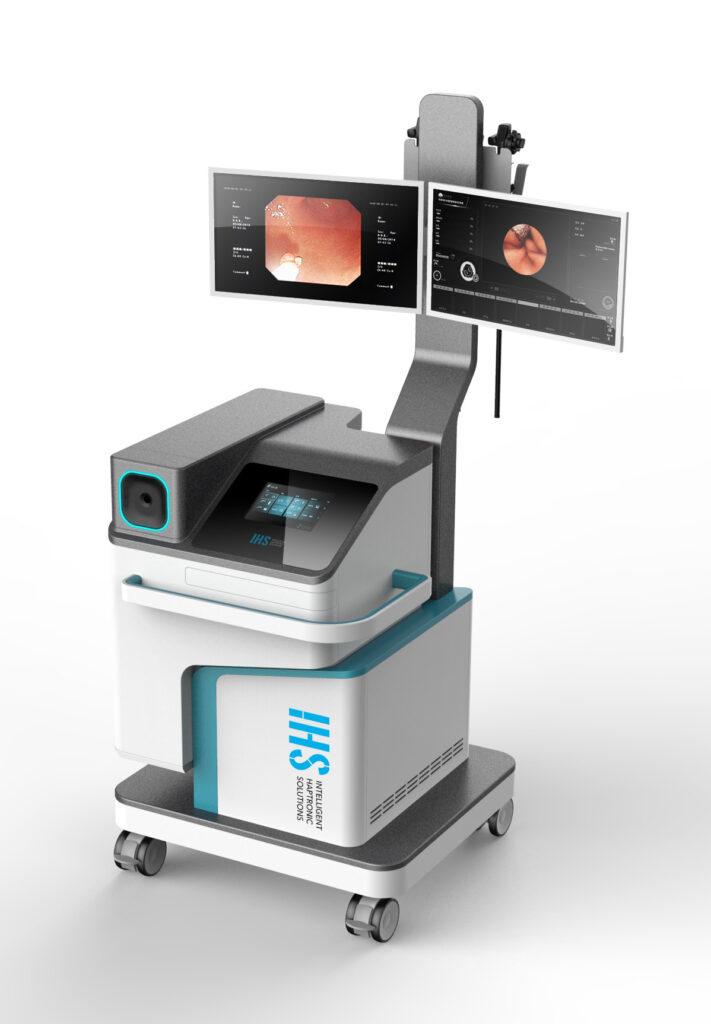 Intelligent Haptronic Solutions Digestive Endoscopy Simulator Alpha Prototype Model