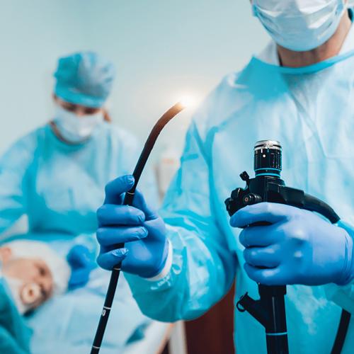 Endoscope Handling for Upper Gastrointestinal Endoscopy